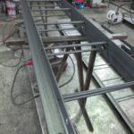 鉄 スチール 梯子