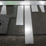 材料 亜鉛鉄板