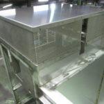 食品機器架台