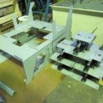 機械カバー 板金 製作