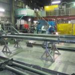 スチール架台 大型製缶 フレーム 製作