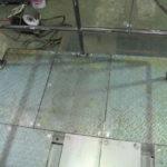 スチール架台 スチールフレーム 製缶 点検架台 架台製作