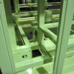 製缶 精密機器 フレーム ステンレス架台 架台製作