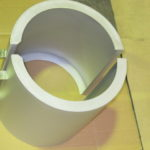製缶 高圧フェルール 円錐絞り(内面400#バフ研磨)