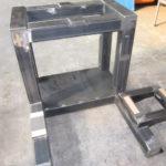 製缶 架台製作 スチール架台 スチールフレーム