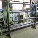 産業機器収容箱フレーム